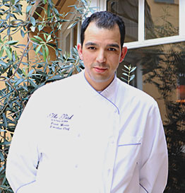 Executive Chef Frank Macias